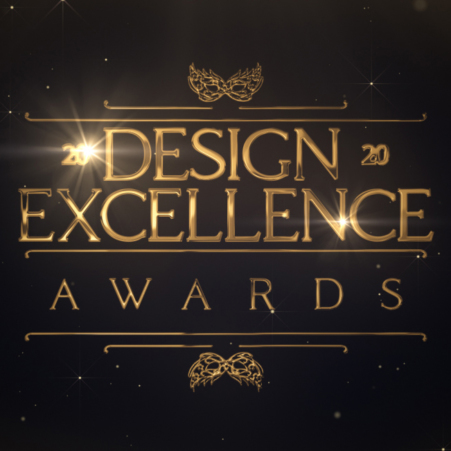 Congratulations to the 2020 Design Excellence Award Winners